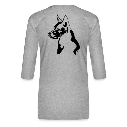 australiankelpie - Naisten premium 3/4-hihainen paita