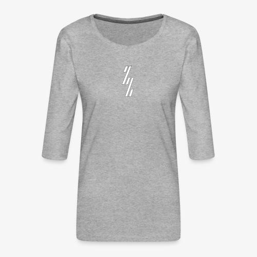 ZZ ZependeZ Shirt T-shirts - Vrouwen premium shirt 3/4-mouw
