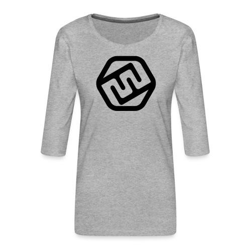 TshirtFFXD - Frauen Premium 3/4-Arm Shirt