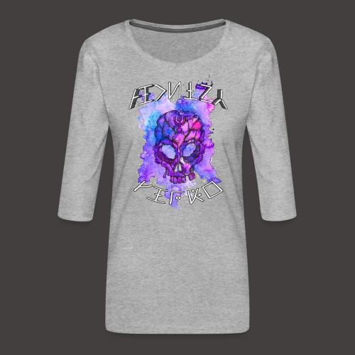 ALCHIMY: PLUTO - T-shirt Premium manches 3/4 Femme