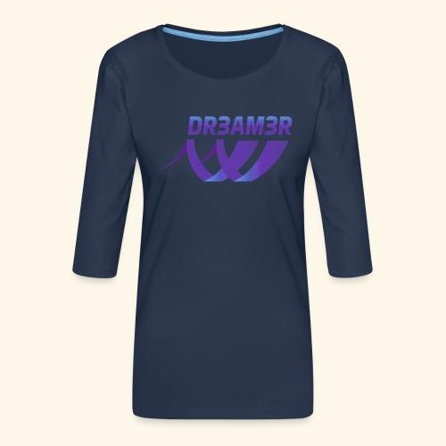 DR3AM3R - Naisten premium 3/4-hihainen paita