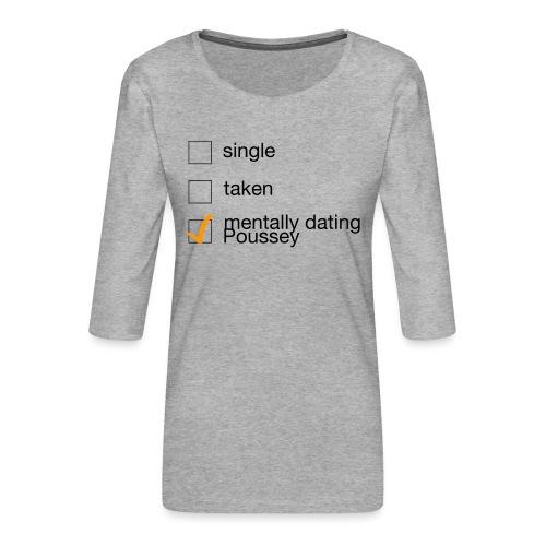 OITNB - Poussey - T-shirt Premium manches 3/4 Femme