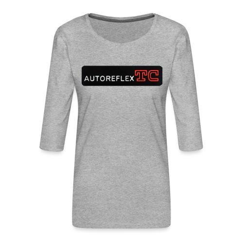 Autoreflex TC - Maglietta da donna premium con manica a 3/4
