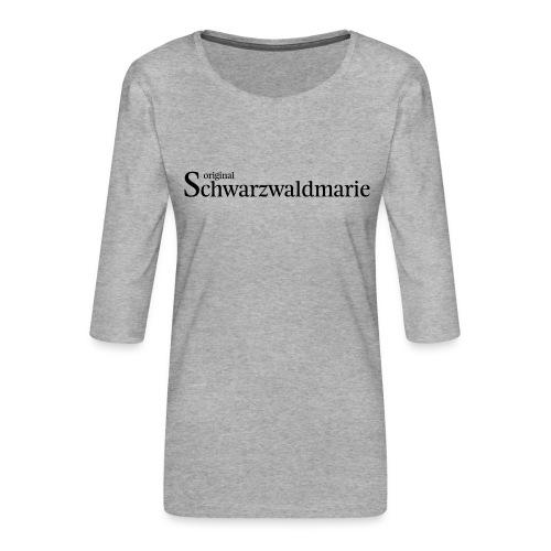 Schwarzwaldmarie - Frauen Premium 3/4-Arm Shirt