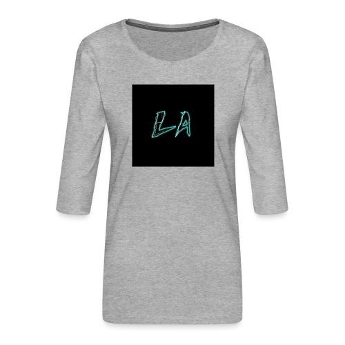 LA 2.P - Women's Premium 3/4-Sleeve T-Shirt
