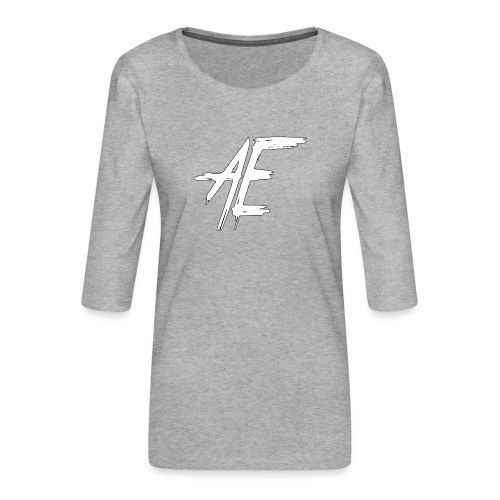 AsenovEren - Vrouwen premium shirt 3/4-mouw