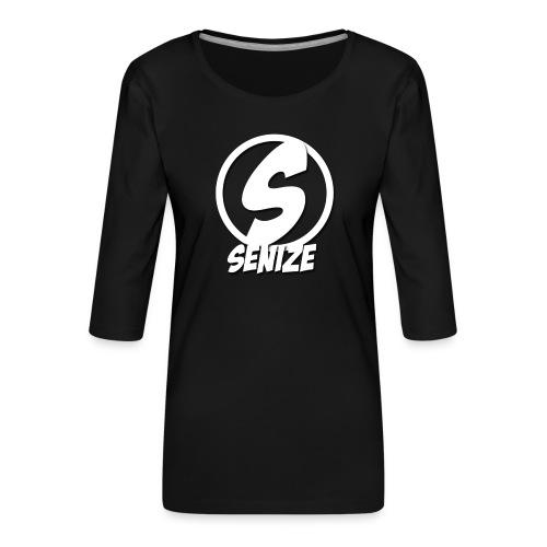 Senize - Vrouwen premium shirt 3/4-mouw