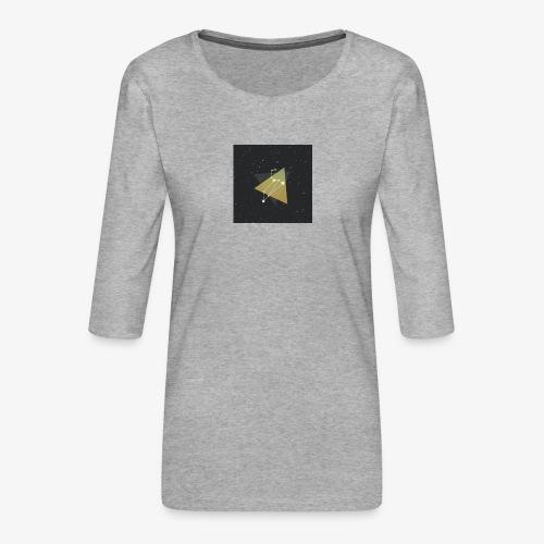4541675080397111067 - Women's Premium 3/4-Sleeve T-Shirt