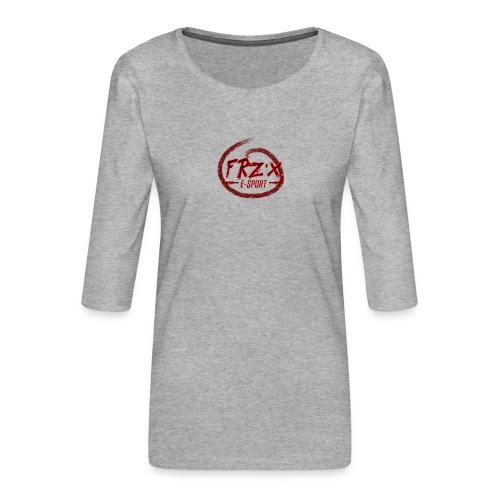 FRZ'X E-Sport - T-shirt Premium manches 3/4 Femme