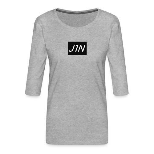 J1N - Women's Premium 3/4-Sleeve T-Shirt