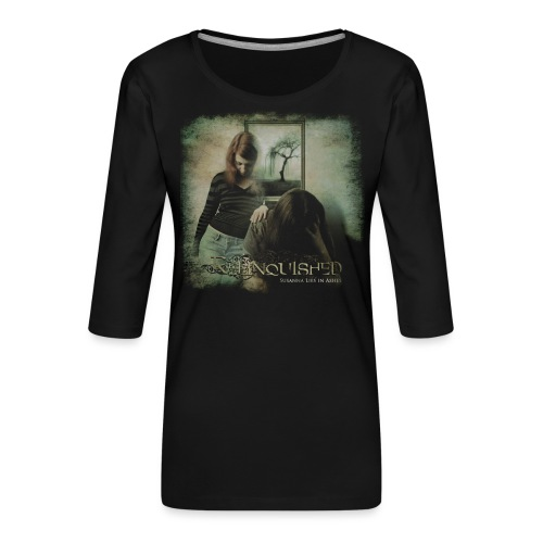 Relinquished - Susanna Lies in Ashes - Frauen Premium 3/4-Arm Shirt