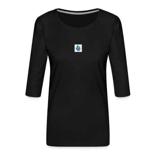 souncloud - Women's Premium 3/4-Sleeve T-Shirt