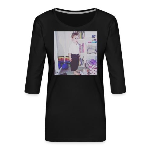 IMG 0943 - Women's Premium 3/4-Sleeve T-Shirt