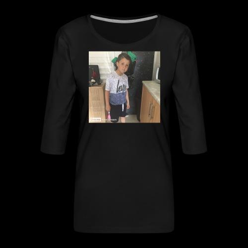 IMG 0463 - Women's Premium 3/4-Sleeve T-Shirt