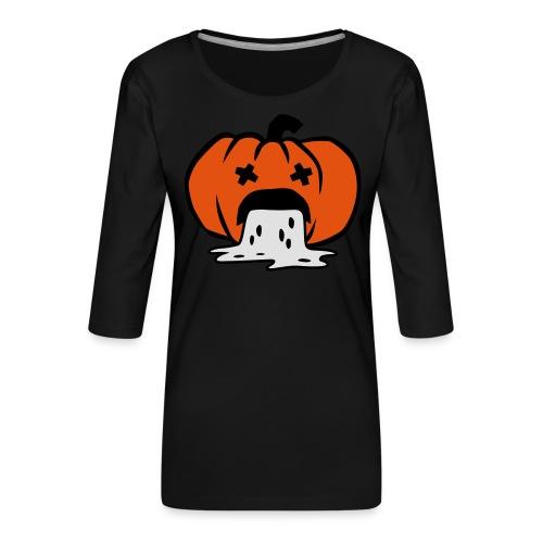 Halloween - Frauen Premium 3/4-Arm Shirt