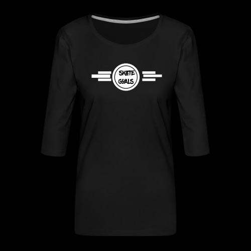 THE ORIGINIAL - Vrouwen premium shirt 3/4-mouw