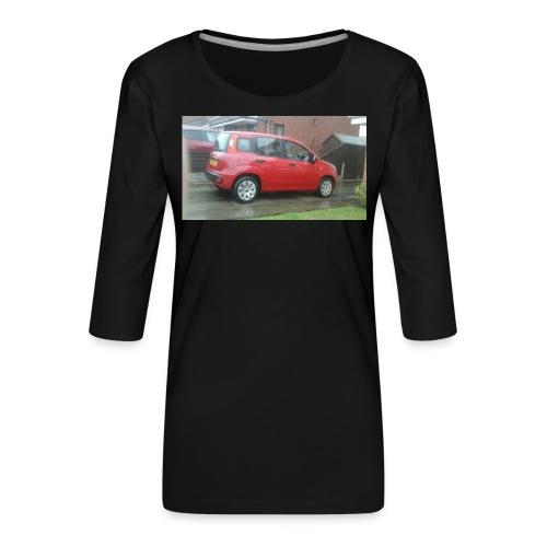 AWESOME MOVIES MARCH 1 - Women's Premium 3/4-Sleeve T-Shirt