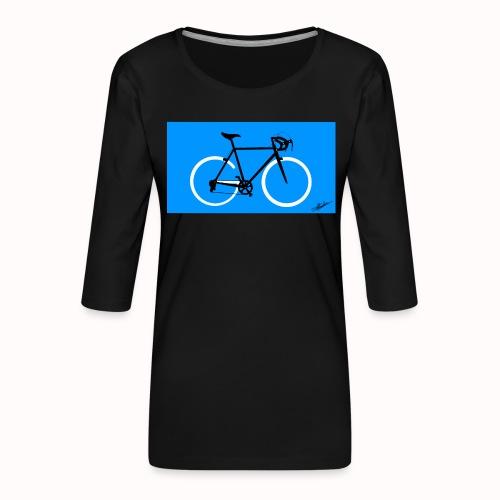 GO - Women's Premium 3/4-Sleeve T-Shirt