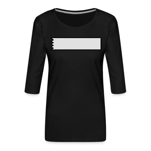 Tixo - Frauen Premium 3/4-Arm Shirt