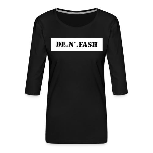T-shirt premium homme - T-shirt Premium manches 3/4 Femme