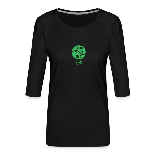 1511989094746 - Women's Premium 3/4-Sleeve T-Shirt