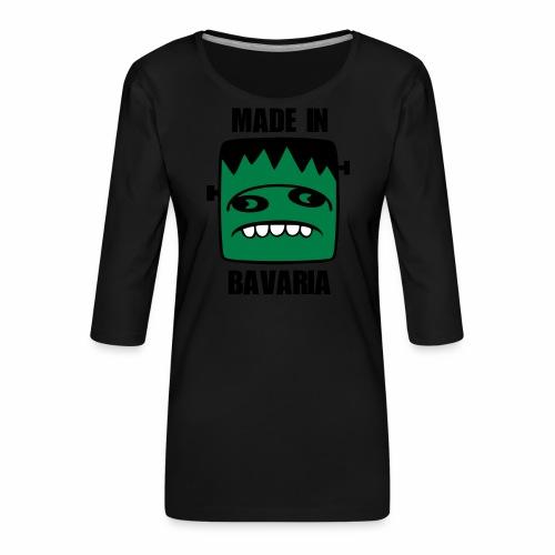 Fonster made in Bavaria - Frauen Premium 3/4-Arm Shirt