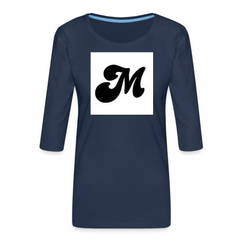 M - Women's Premium 3/4-Sleeve T-Shirt