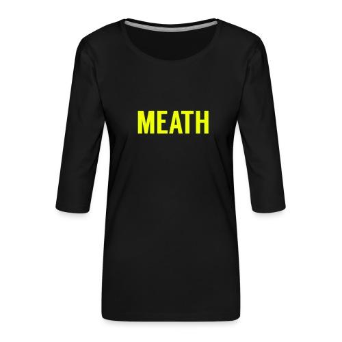 MEATH - Women's Premium 3/4-Sleeve T-Shirt