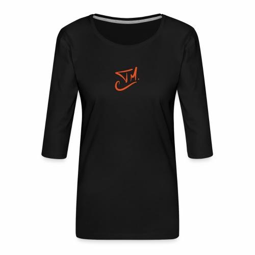TM's - T-shirt Premium manches 3/4 Femme