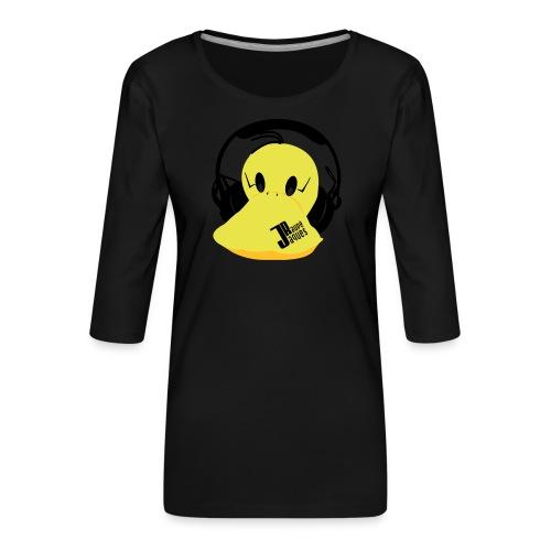 Jaques Raupé - Frauen Premium 3/4-Arm Shirt