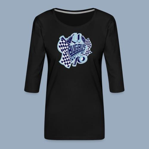 bUGbUs.nEt ILLU - Frauen Premium 3/4-Arm Shirt