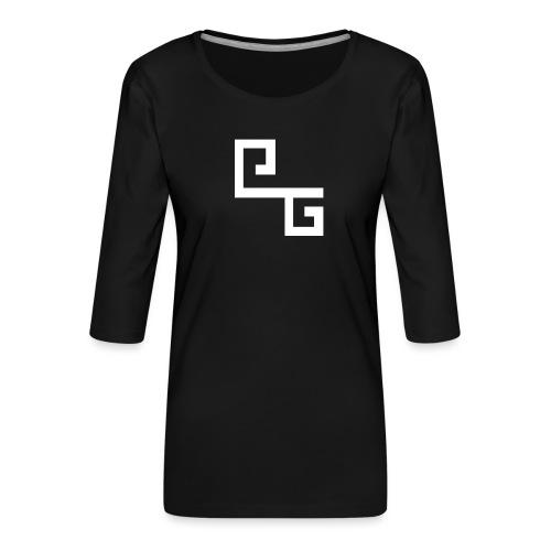 ProxGameplay Mannen T-Shirt - Vrouwen premium shirt 3/4-mouw