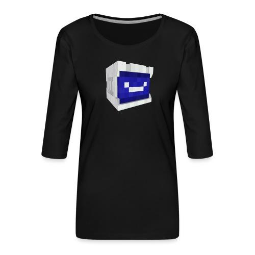 Rqb hoofd - Vrouwen premium shirt 3/4-mouw
