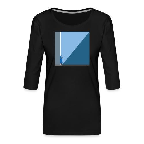 TOUAREG - Women's Premium 3/4-Sleeve T-Shirt