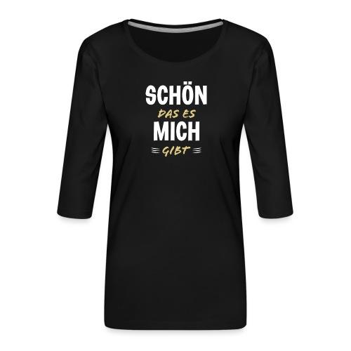 Lustige Sprüche Cooler Spruch Geschenkidee Party - Frauen Premium 3/4-Arm Shirt