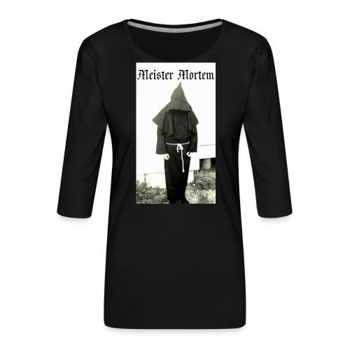 Die schwarzen Priester - Frauen Premium 3/4-Arm Shirt