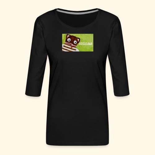 ciunas - Women's Premium 3/4-Sleeve T-Shirt