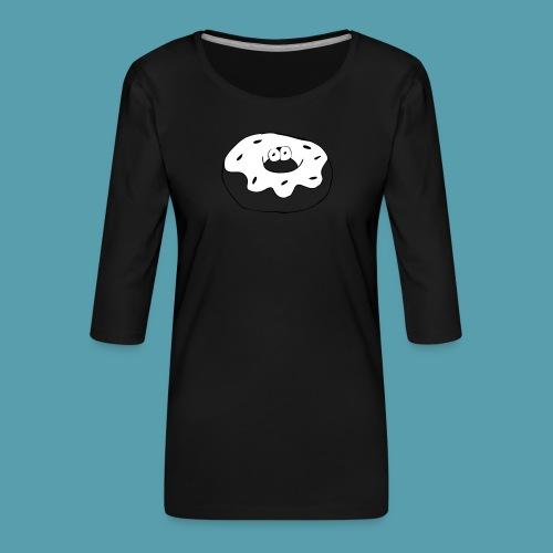 Donitsi - Naisten premium 3/4-hihainen paita