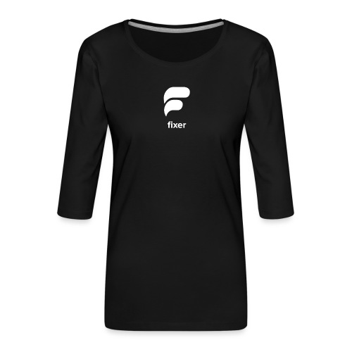 Fixer - Super Fan - Women's Premium 3/4-Sleeve T-Shirt