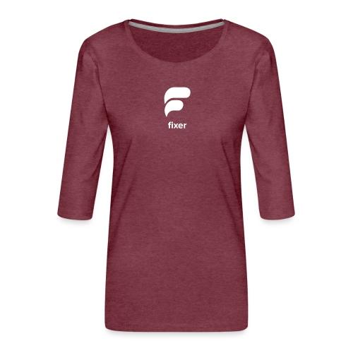 Fixer - Super Fan - Women's Premium 3/4-Sleeve T-Shirt