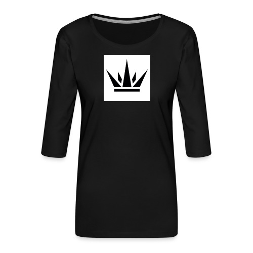 AG Clothes Design 2017 - Women's Premium 3/4-Sleeve T-Shirt