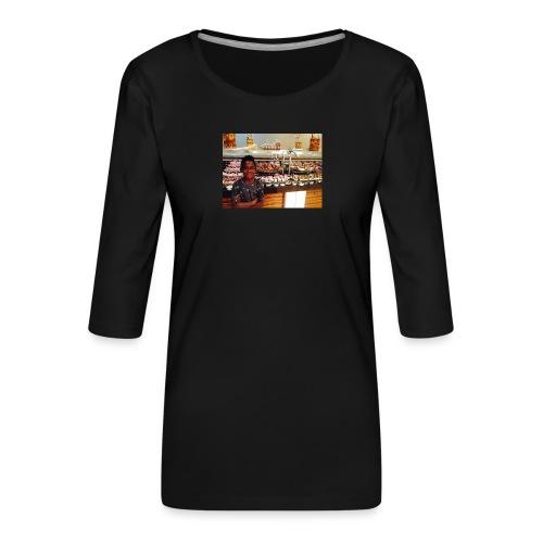 Cpr 2934 - Dame Premium shirt med 3/4-ærmer