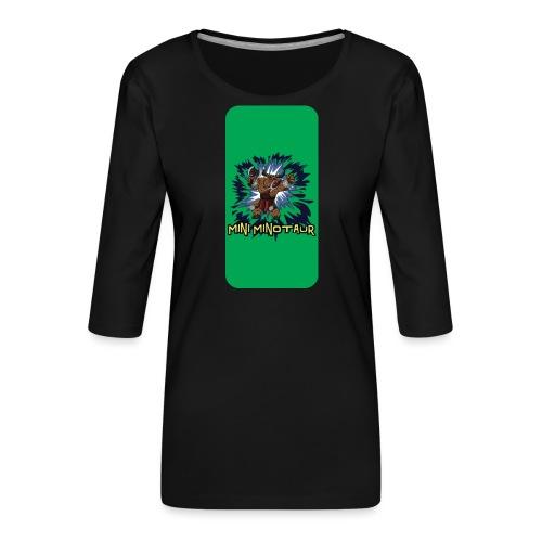iphone 44s02 - Women's Premium 3/4-Sleeve T-Shirt