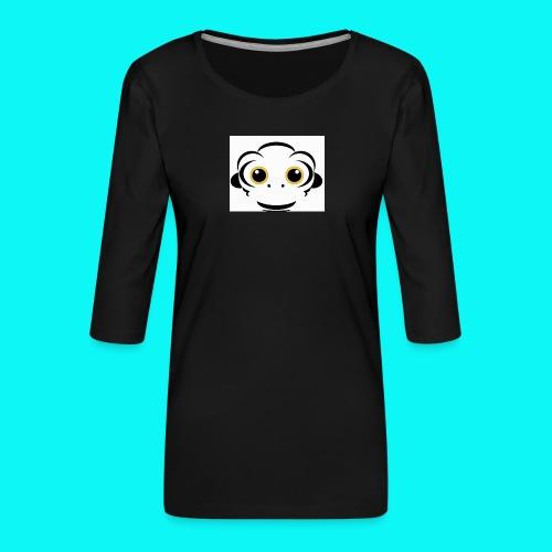 FullSizeRender_-2- - Dame Premium shirt med 3/4-ærmer