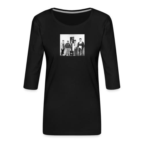 Men of Money - Women's Premium 3/4-Sleeve T-Shirt