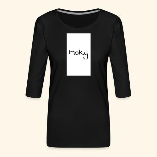 1504809141838 - Maglietta da donna premium con manica a 3/4