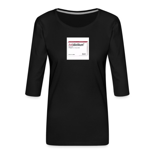 Medikament ? - Frauen Premium 3/4-Arm Shirt