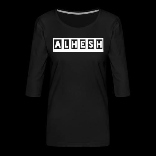 04131CD3 20A7 475D 94E9 CD80DF3D1589 - Frauen Premium 3/4-Arm Shirt