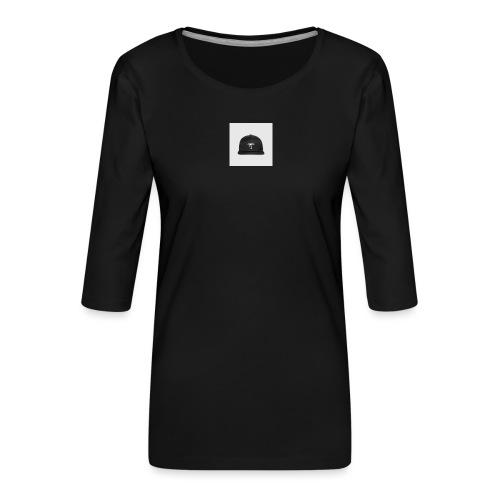 160367059 width 300 height 300 appearanceId 14 bac - Dame Premium shirt med 3/4-ærmer