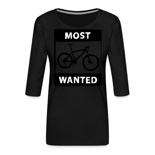 MTB - most wanted 2C - Frauen Premium 3/4-Arm Shirt